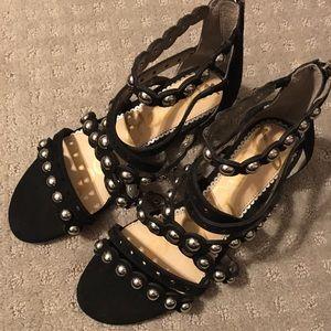 Sam Edelman Dustee studded gladiator sandal 6 1/2
